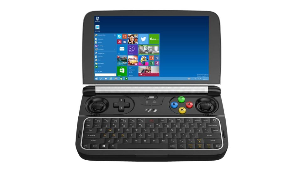 gpd s sequel to its handheld windows gaming pc is far more. Black Bedroom Furniture Sets. Home Design Ideas