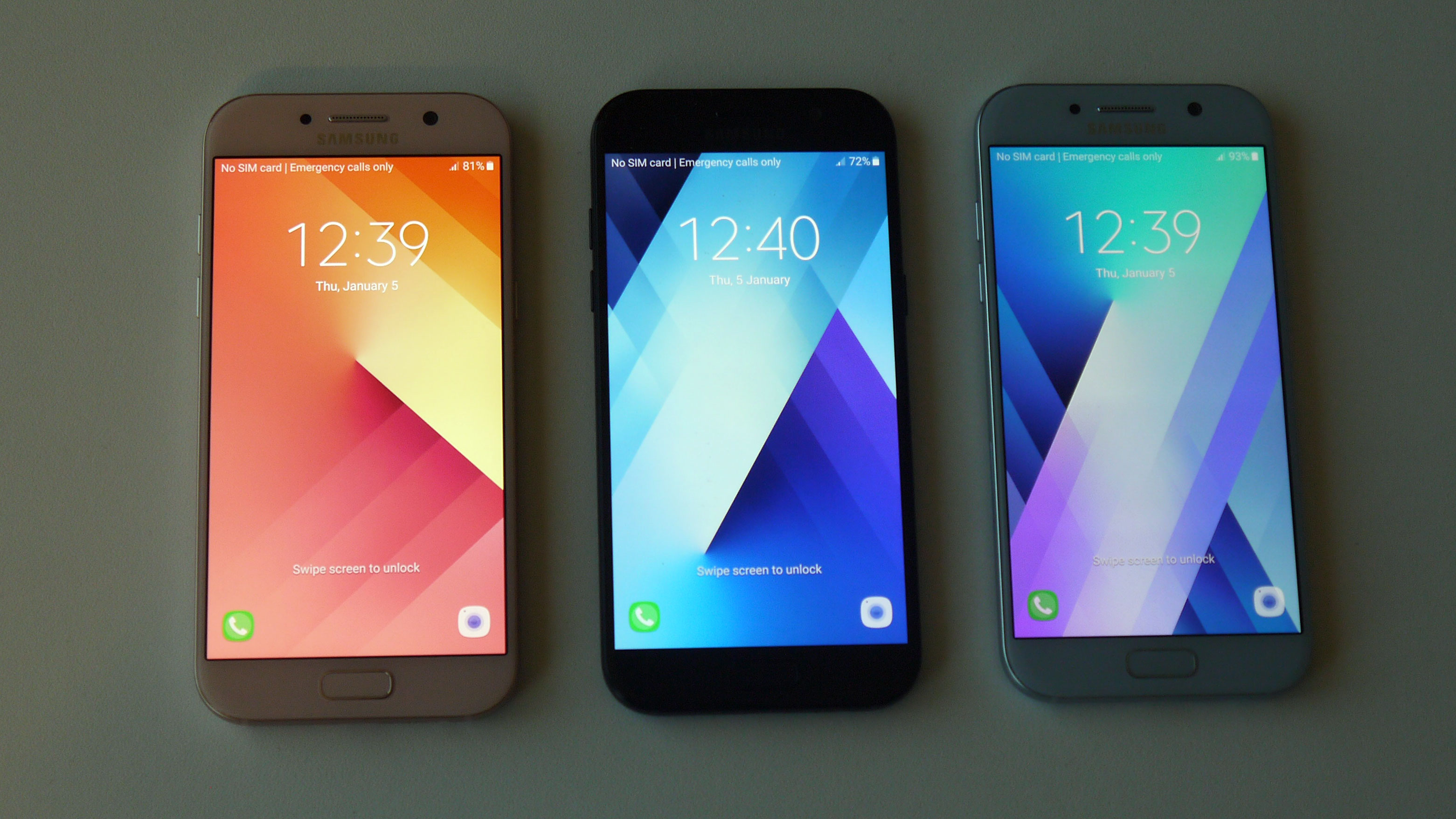 The best Samsung Galaxy A5 and Galaxy A3 deals in July 2019