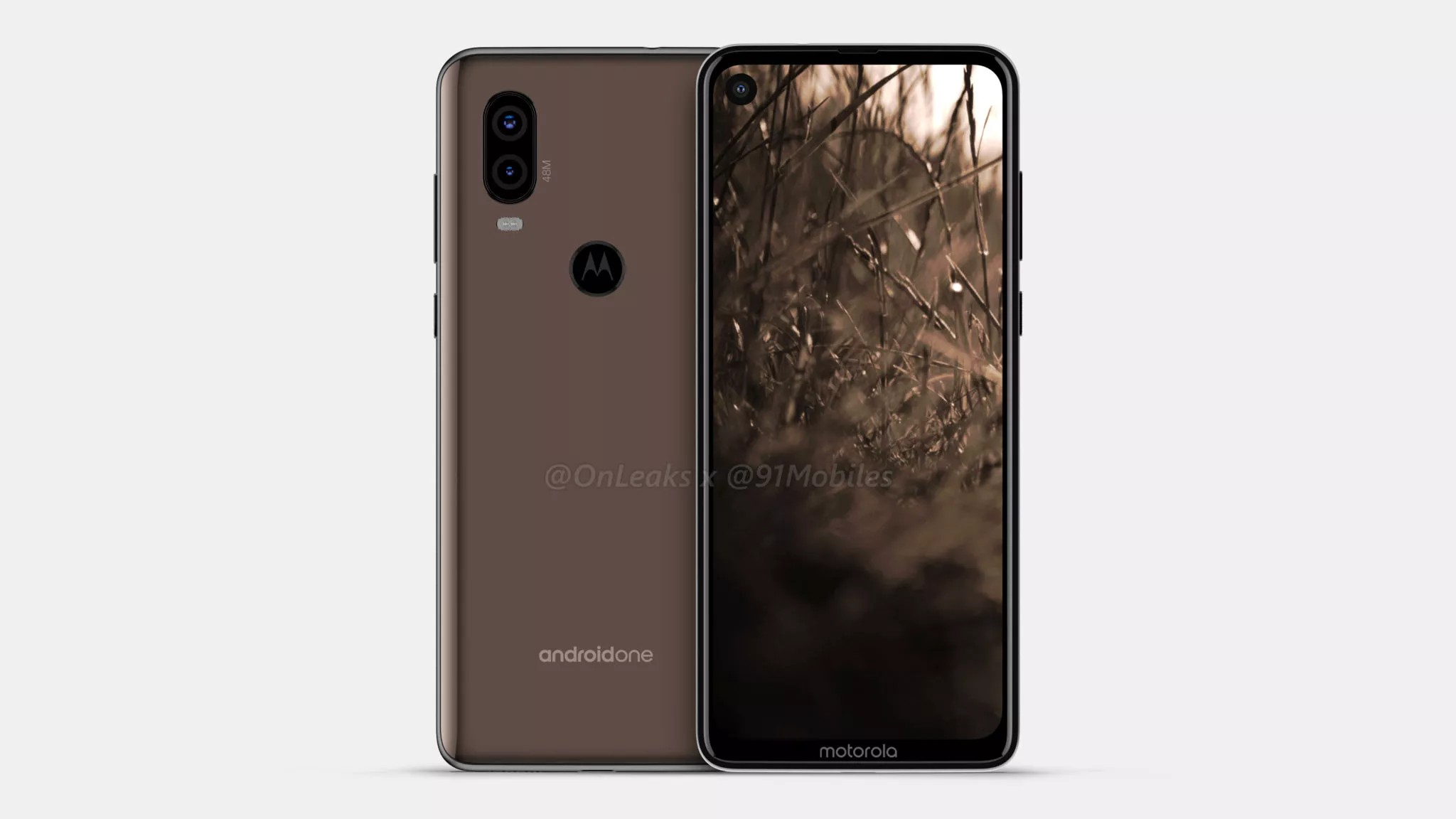 Motorola P40 specifications and design leaked