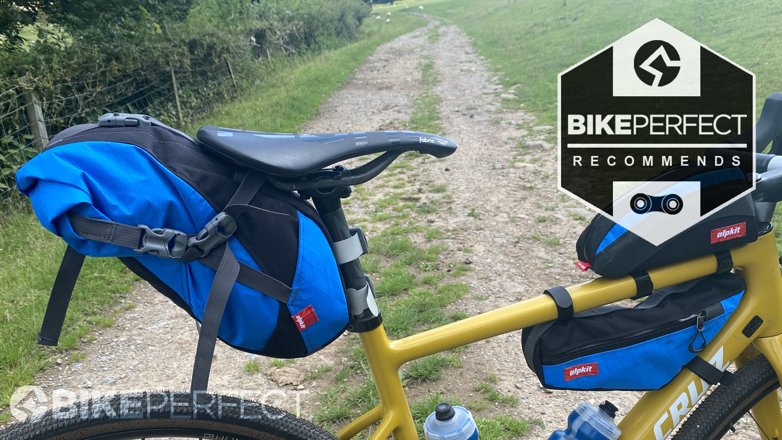 Alpkit bikepacking bags review: Fuel Pod, Bilbie and Koala put to the test