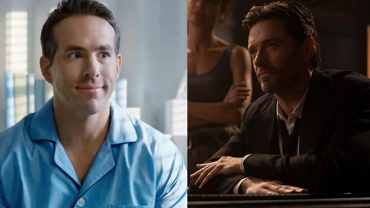 Ryan Reynolds Dunked On Hugh Jackman On His Birthday In New TikTok Post