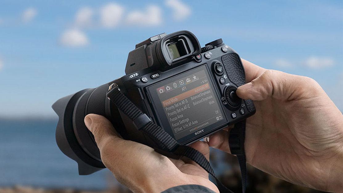 ▷ La mejor cámara sin espejo de fotograma completo 2