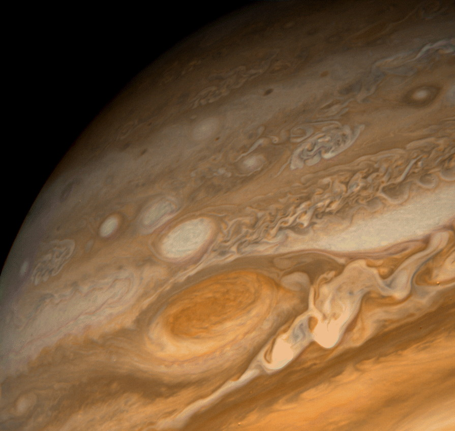 Jupiter's Great Red Spot: Our Solar System's Most Famous Storm