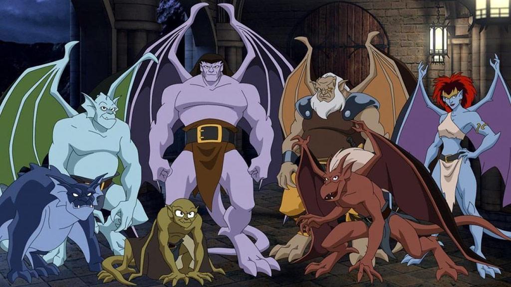 Disney's Gargoyles