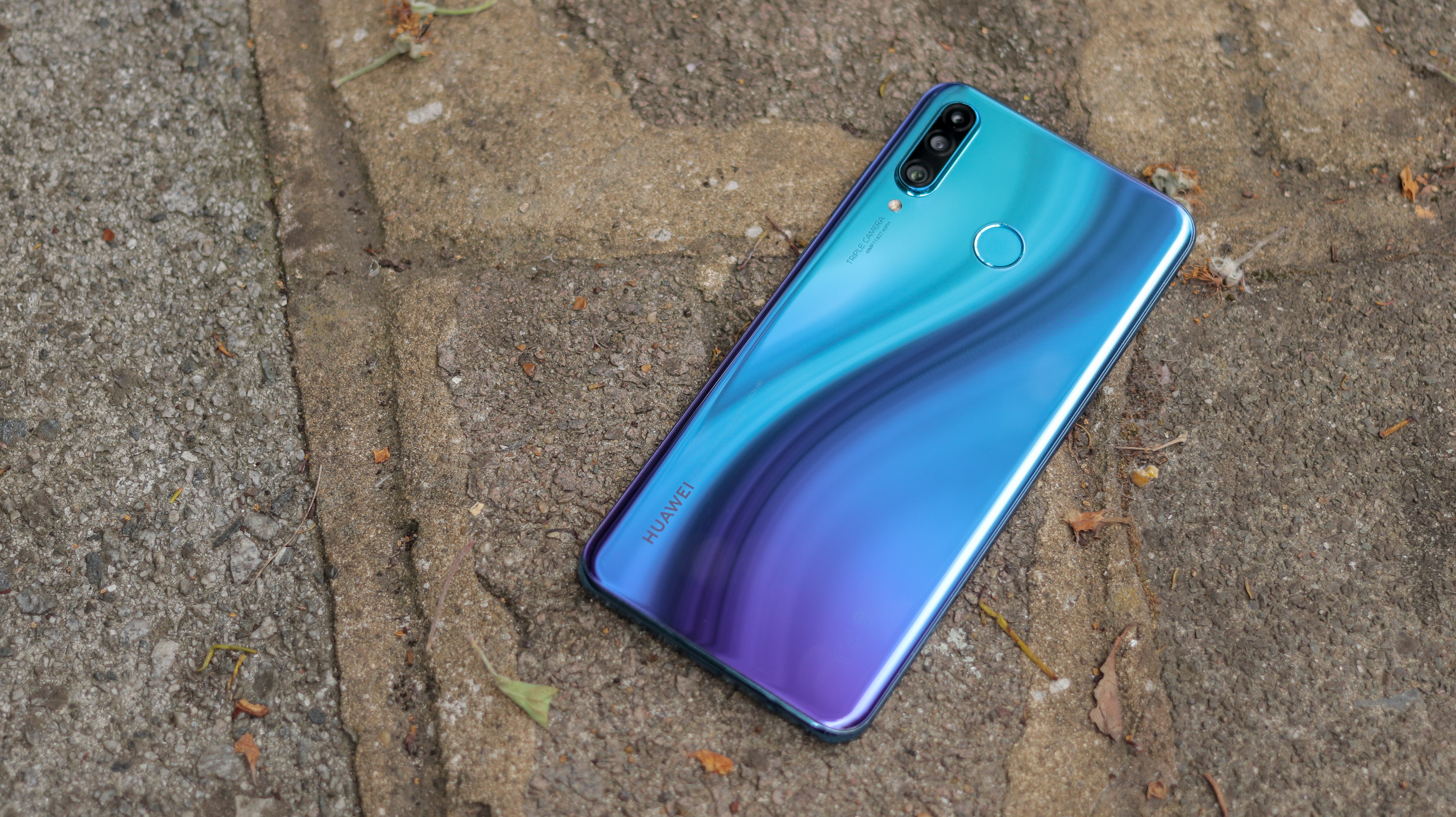 A new, revamped version of the Huawei P30 Lite is on sale now