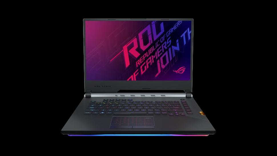 Best 17-inch laptop: Asus ROG Strix Scar III G731GW