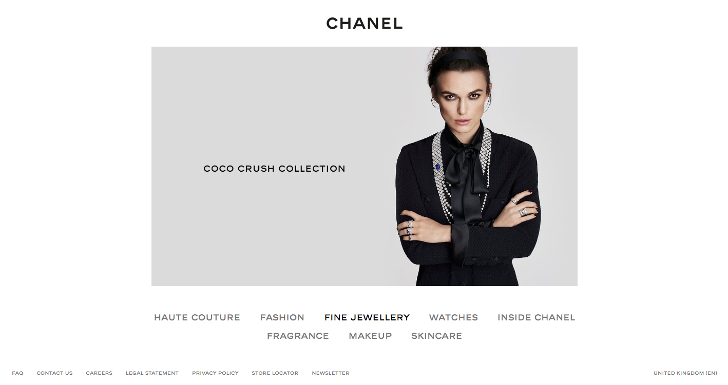 10 great uses of whitespace in web design