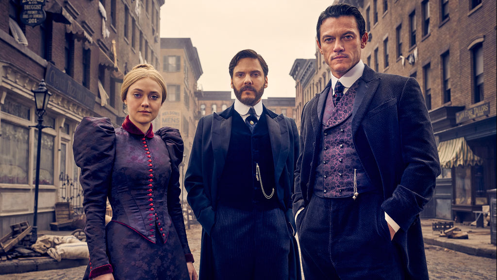 A promo shot for the new TV show The Alienist