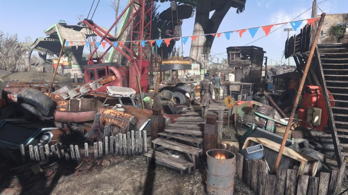 how to grow your settlement fallout 4