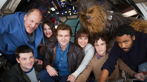 Fans take to Twitter to name the Han Solo movie