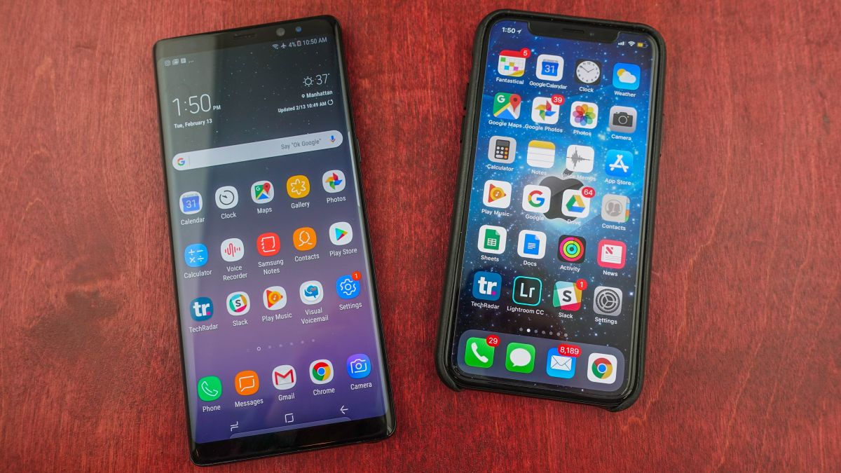 Samsung Galaxy S9 could be extremely fast – but not iPhone X fast