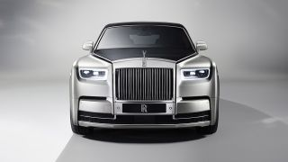 Not only is the new Phantom the company s most connected car yet Rolls Royce has also turned technology into art