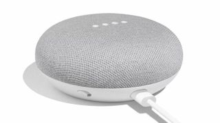 Fresh Walmart has a blue light special today on the Google Home Mini u the new pletely unannounced product from Google that the tech giant was supposed to
