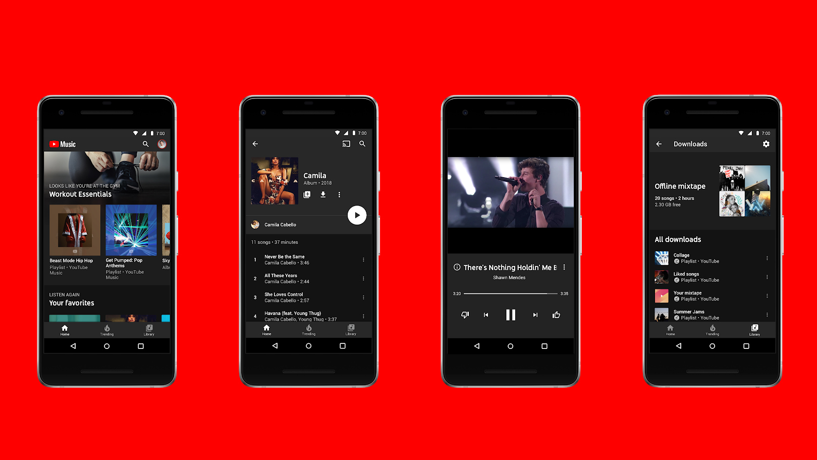 YouTube Music is official: packed with playlists, radio and