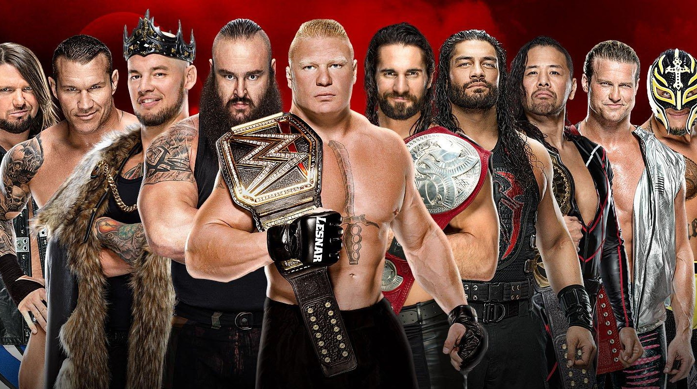 WWE Royal Rumble 2020 live stream: how to watch tonight's wrestling online from anywhere