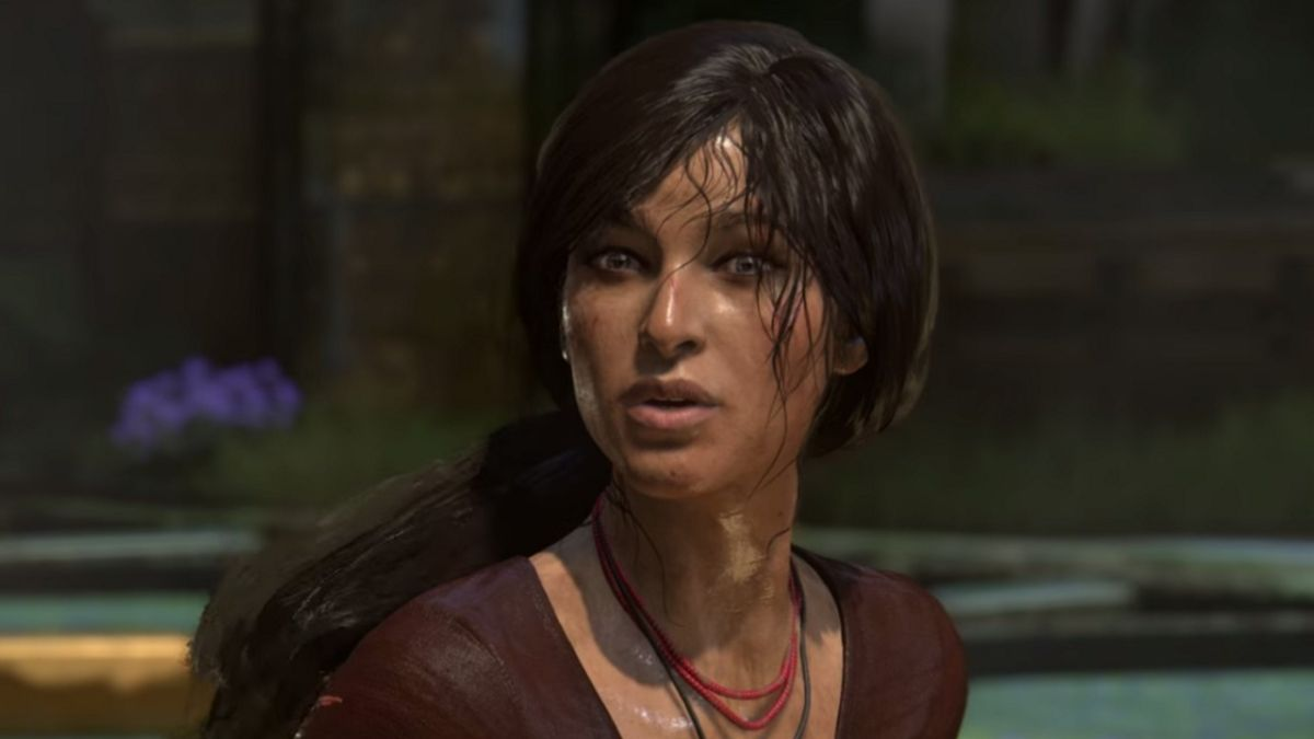 Uncharted: The Lost Legacy's launch trailer is full of explosions, treasure, and drama