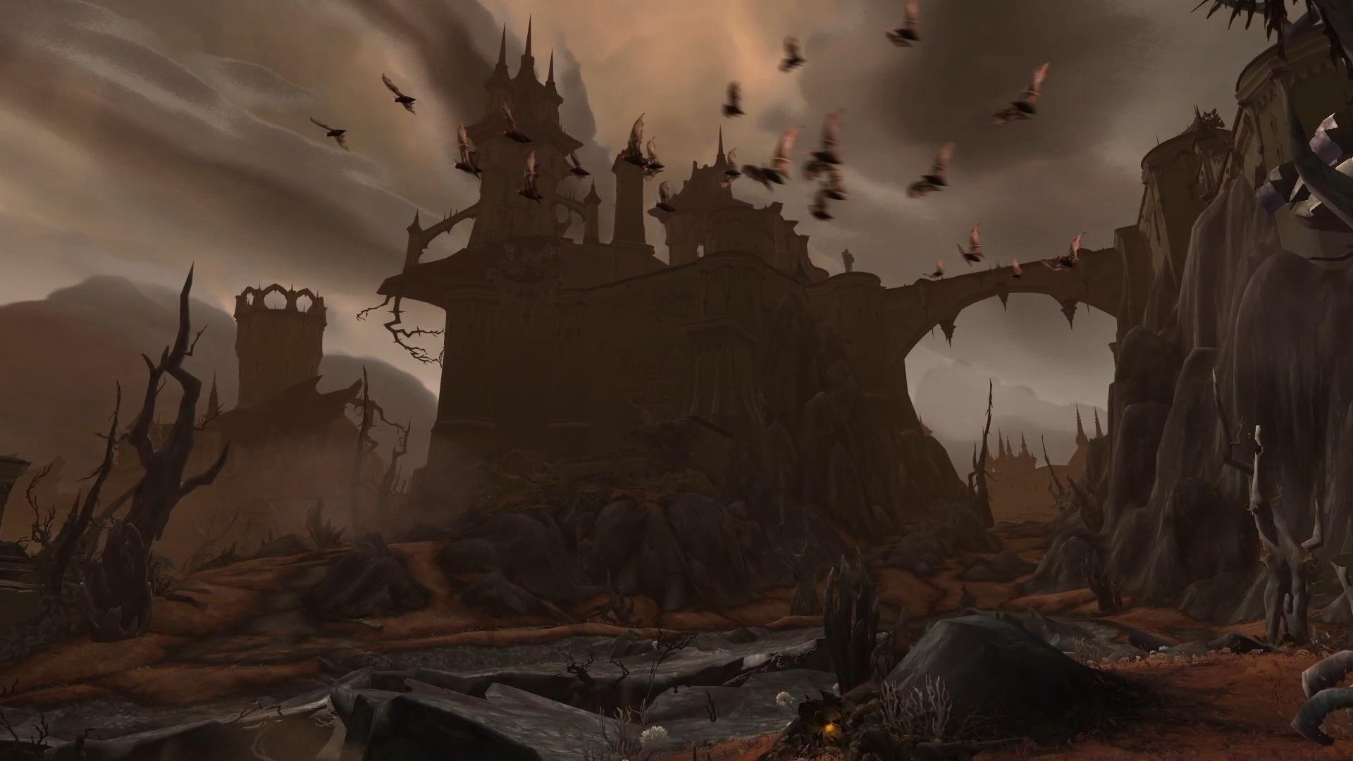 World Of Warcraft Shadowlands Minimum Specs Has This Big Surprise Media Guru