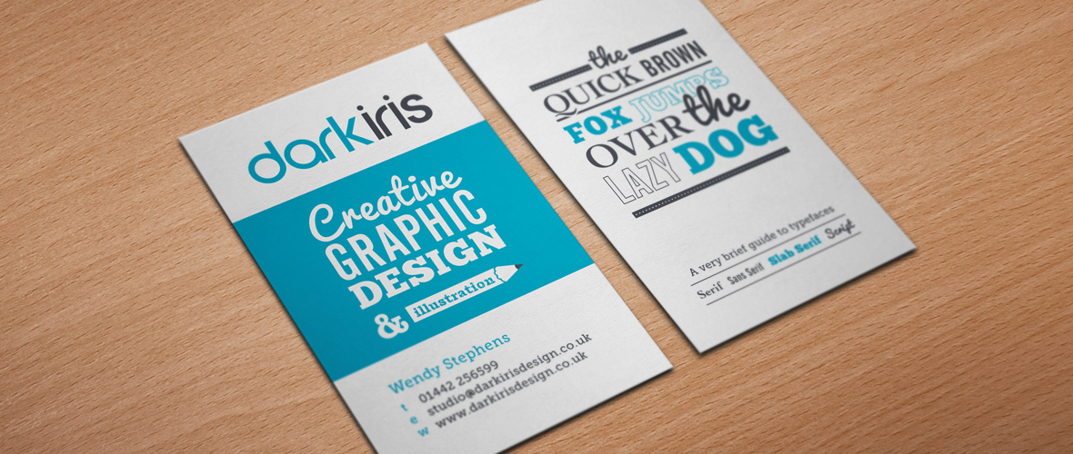 10 business cards for graphic designers youll want to for Freelance business cards