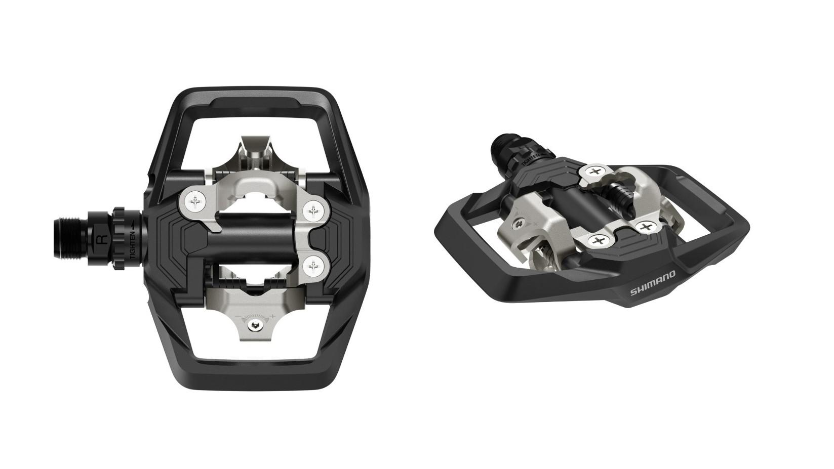 Shimano PD-ME700 pedal replaces M530