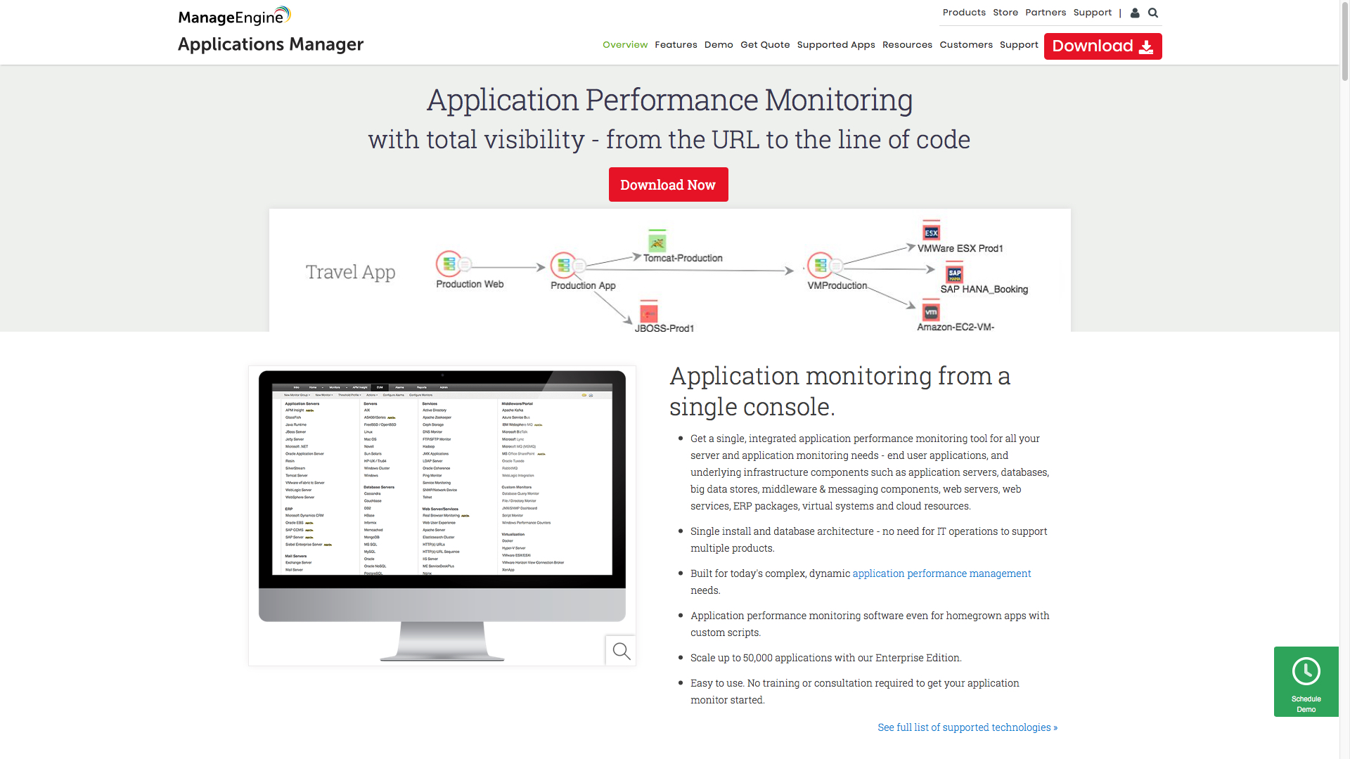 ManageEngine Applications Manager