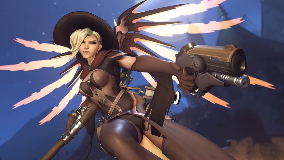 Check out a fan-made Overwatch zombie mode (and 3 other custom games you should try)