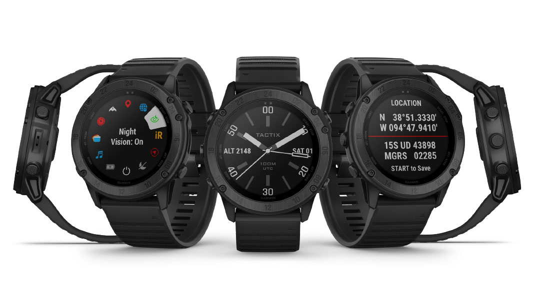 New Garmin smartwatch includes a 'kill switch' to delete all of your data