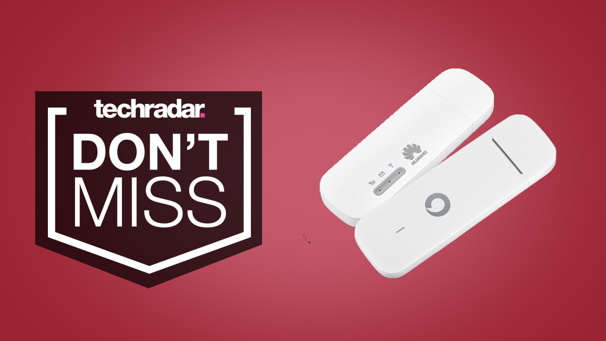 Here's where to buy the cheapest mobile broadband dongles currently available