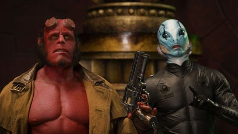 Jeffrey Tambor Criticizes 'Hellboy' Creator About Upcoming Movie On Twitter