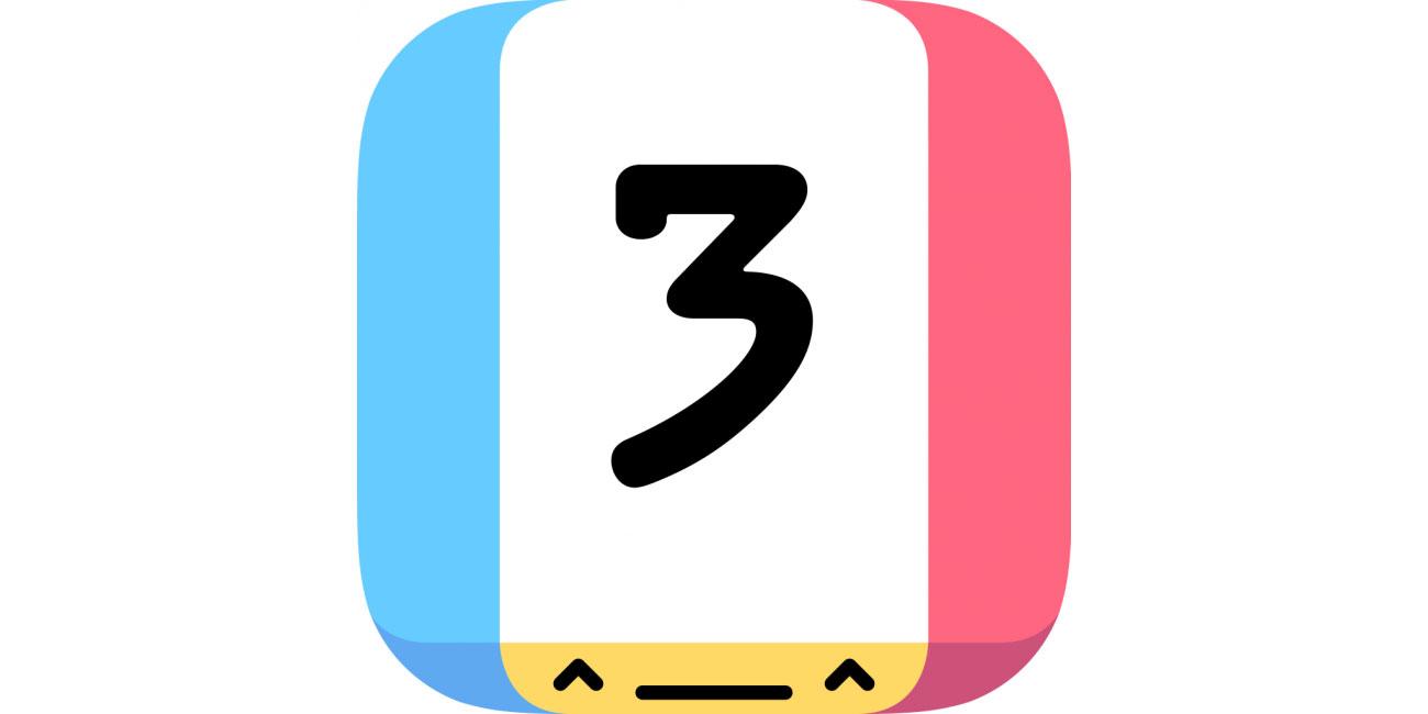 threes! icon