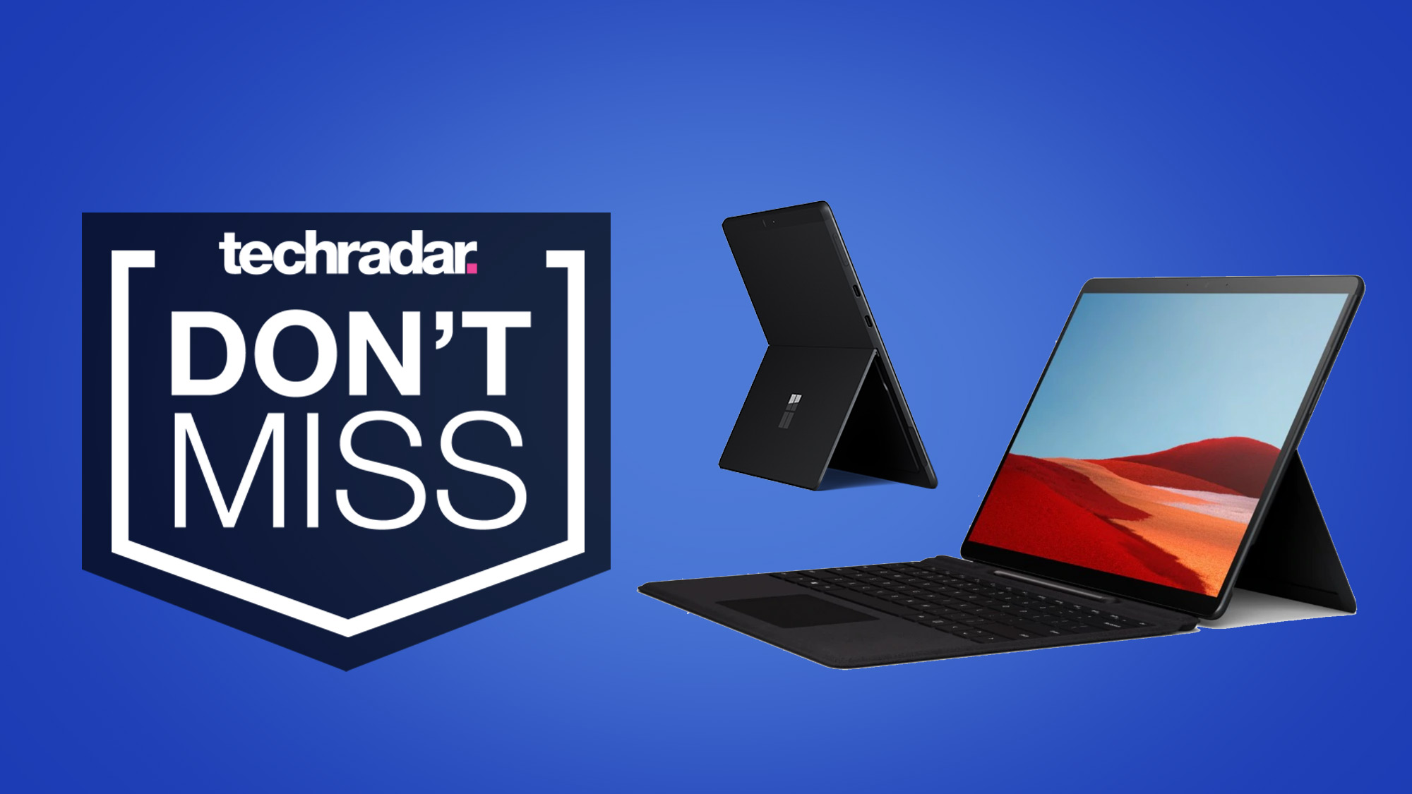 Save $200 in latest Surface Pro X deals plus extra savings on Surface Pro 7