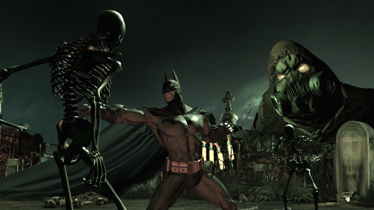 ZyoBxgRF6AEWDXtVsxu9Bc - Batman: Arkham Asylum is 10 – Rocksteady founders on the genre-defining superhero game