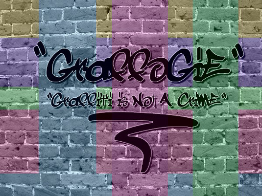 Graffiti font Graffogie