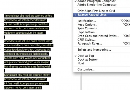 Design a brochure: step 8