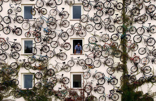 Bike art: Christian Peterson
