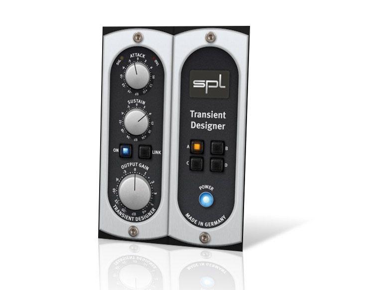 spl transient designer review musicradar. Black Bedroom Furniture Sets. Home Design Ideas