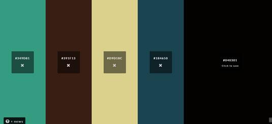 colour resource: hailpixel