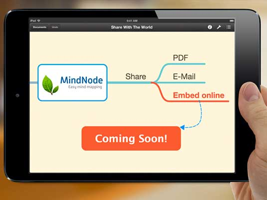 Mind mapping tool 4