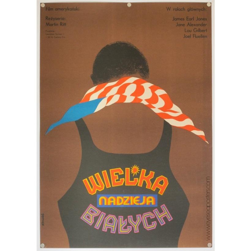 vintage polish posters