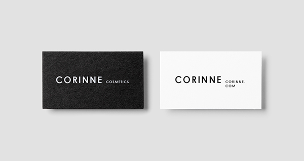 Corinne branding