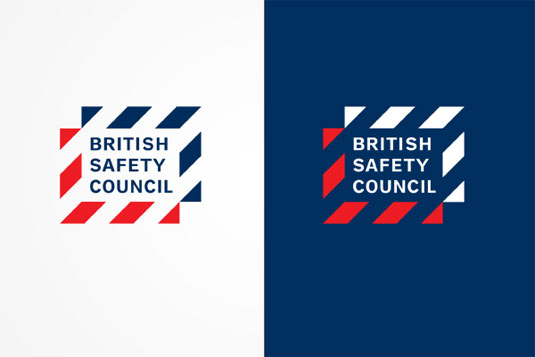 british safety council branding
