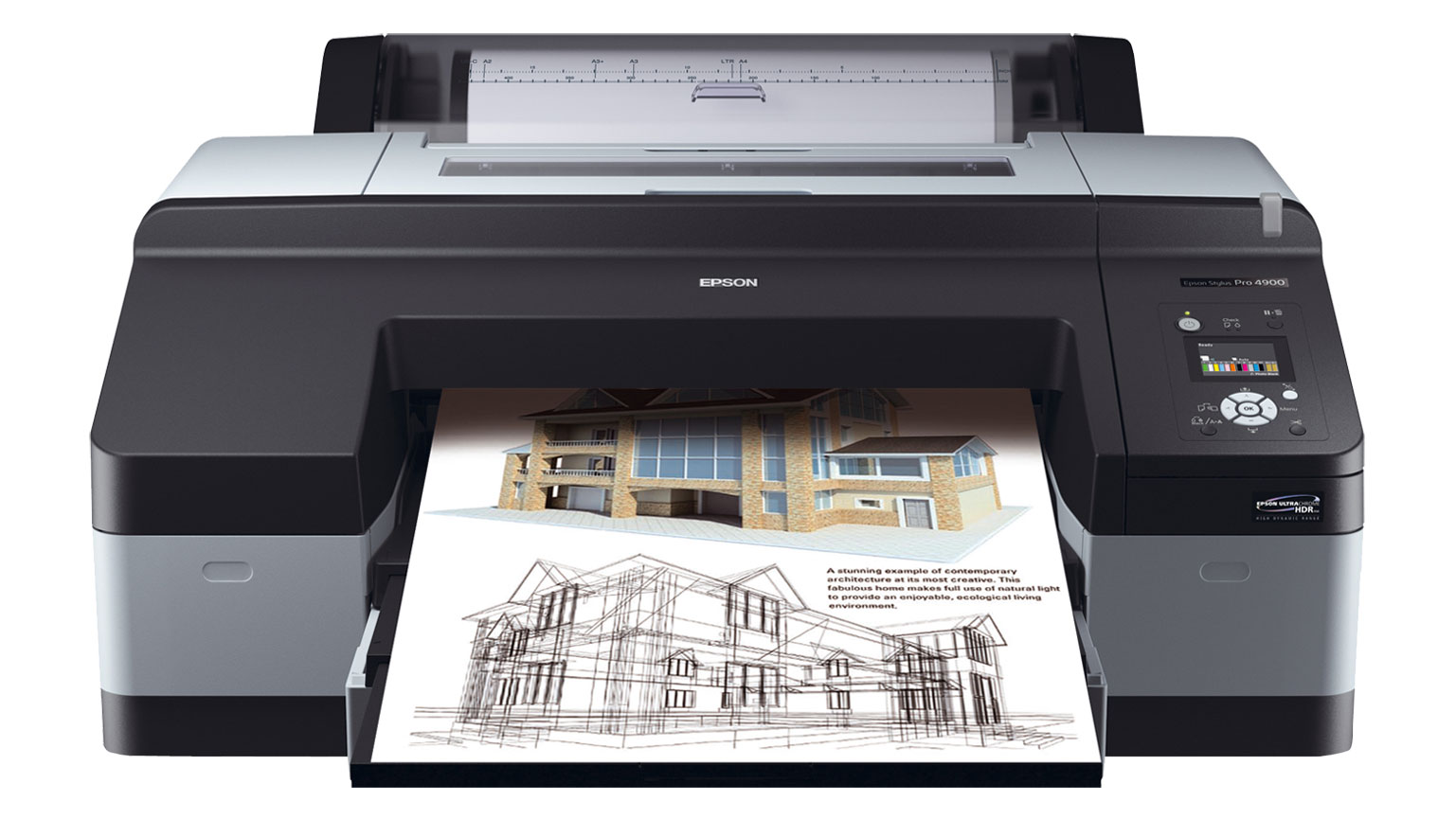 Three high-end printers for serious work - Epson Stylus Pro 4900