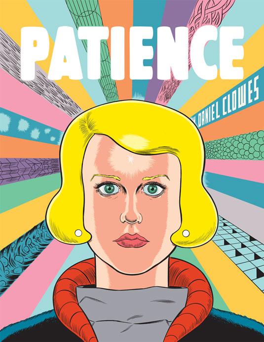 Daniel clowes' patience comic
