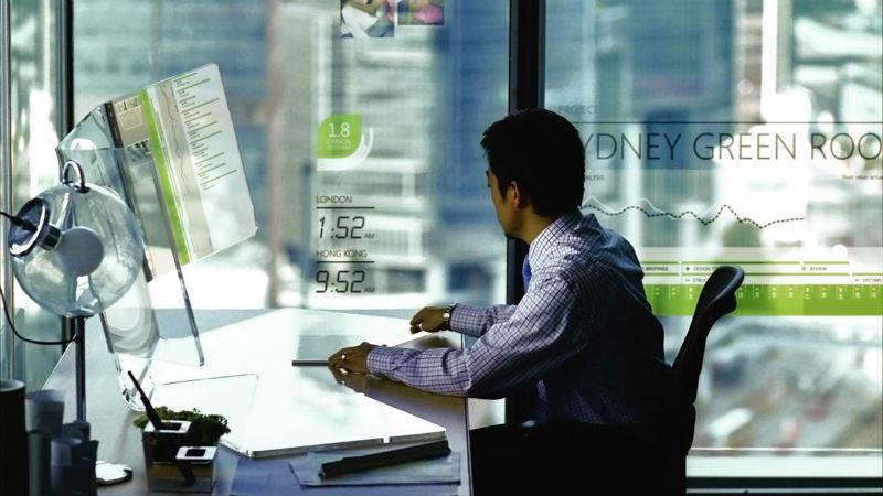 paperless office, eDM, office future