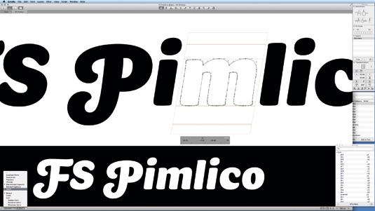 Best font editors