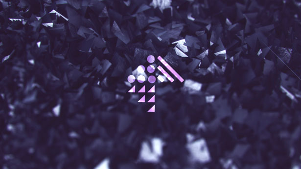 Tokyo-based animation director and motion designer Nahuel Salcedo's Echoic ident
