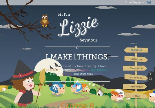 Lizzie Seymour design portfolio