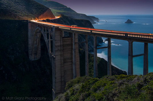 Bixby Bridge by Matt Granz
