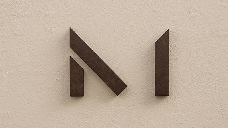 Studio 39 s new geometric logo is modernism with a capital m for S architecture logo