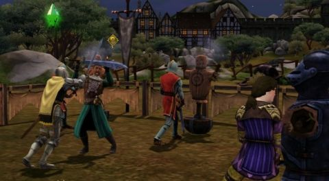 The Sims Medieval Review Pc Gamer