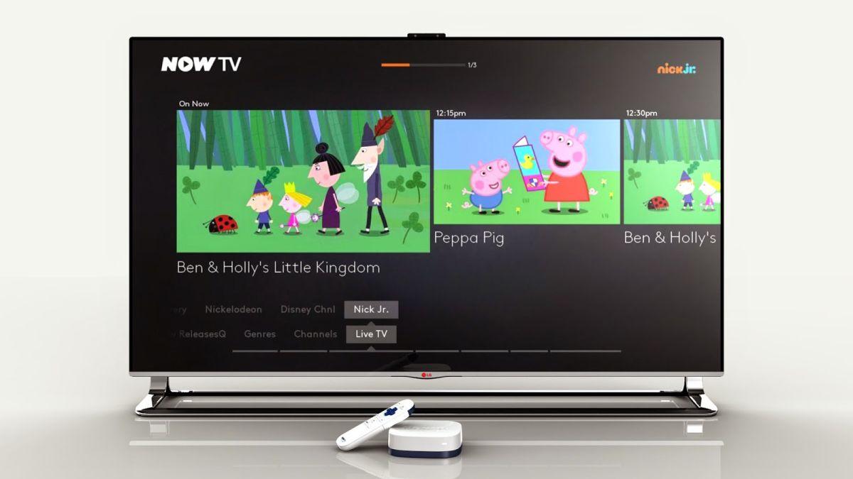 now tv review techradar. Black Bedroom Furniture Sets. Home Design Ideas